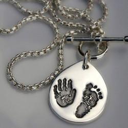 Handprint Jewelry