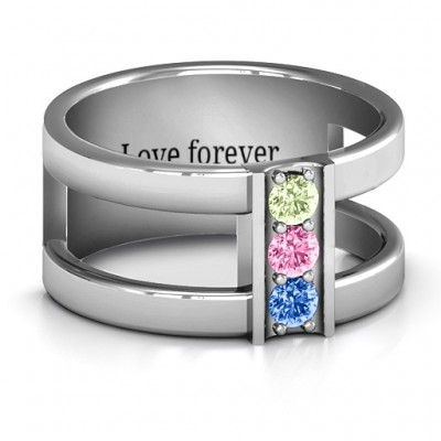Layers Of Love Ring - Handmade By AOL Special