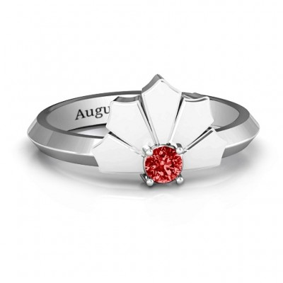 Lotus Of Love Ring - Handmade By AOL Special