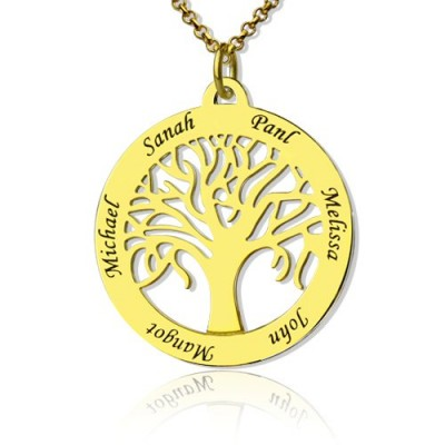 52908a81f2baf AOL Special - Man's Dog Tag Tree Name Necklace