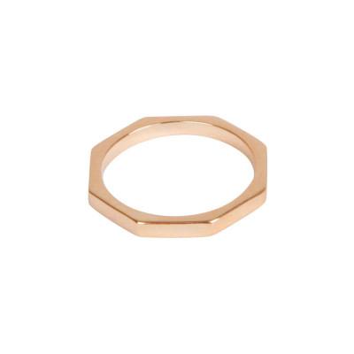 Octagon Bolt Ring - Handmade By AOL Special