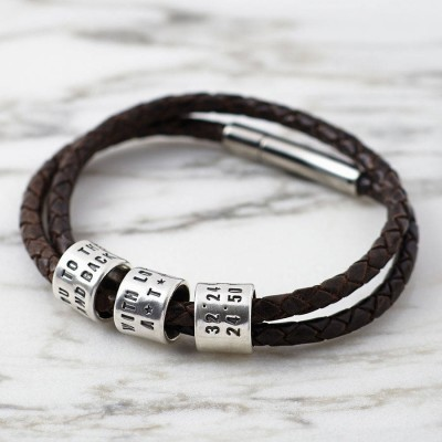 Personalized Storyteller Bracelet Or Necklace - Handmade By AOL Special